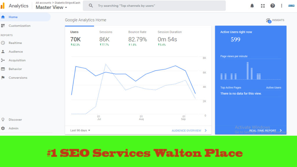 S.E.O Services Walton Place