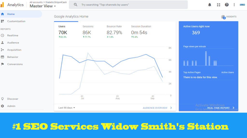 S.E.O Services Widow Smith's Station